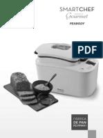 Recetario Mondialine NPF 51 Manual