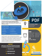 ap readiness flyer