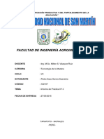 Practica Nº 4 - Descripción Organoléptica de La Madera