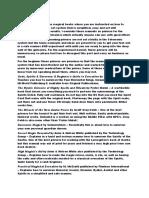 Summoning Primers.rtf
