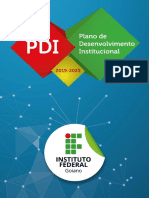 PDI 2019-2023 - IF Goiano
