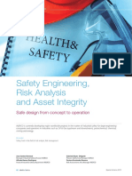 INERCO Safety Engineering Risk Analysis and Asset Integrity Safe Design From Concept to Operation