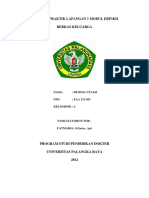 Laporan Praktik Lapangan 1 Modul Ebp3kh