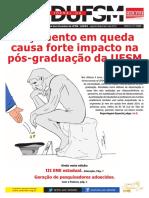 Jornal SEDUFSM agosto e setembro de 2018