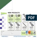 Valeo New Products 1008