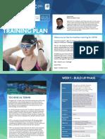 Swimathon18 Training Plan 10 Week 5k Advanced