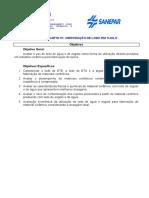 Ifpr - Sanepar - Residuo ETA - Prosab-Tijolo