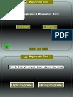 Wonder Work Test 1 Az