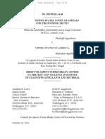 Brady Center Emanuel-FBI Lawsuit Amicus Brief