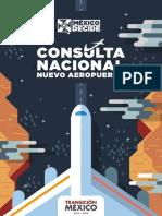 Consulta Nacional Nuevo Aeropuerto