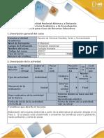 Guía Formato propuesta