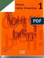 375099881 Livro de Exercicios Frances Tout Va Bien PDF