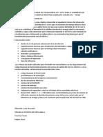 Analisis de Proyecto Sistema de Utilizacion de m