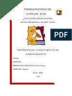 Monografia de Carnaval de Santiago