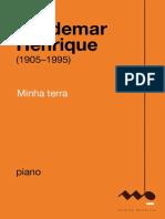 Waldemar Henrique - Minha Terra