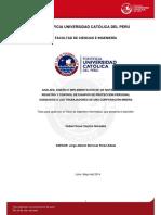 Caycho Hubert Diseño Sistema Control Equipos Proteccion Personal Corporacion