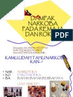 142621342 Dampak Narkoba Pada Remaja Chicken Dinnerppt