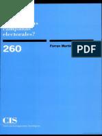 ¿Por Qué Importan Las Campañas Electorales de Ferran Martínez i Coma
