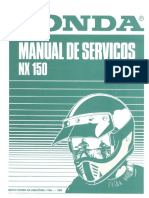 manual de serviço Honda NX 150 - Cássio Mecânico.pdf