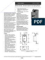 Dampers_All Types and Actuators-Johnson PUBL-7211