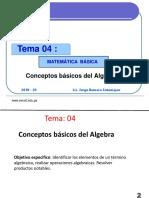 Ppt Expresiones Algebraicas 2