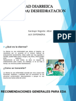 Enfermedad Diarreica Aguda (Eda) Deshidratacion.karolayn