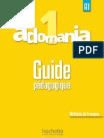 Guide Adomania