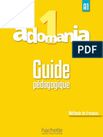 Guide Adomania