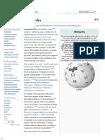 Wikipedia - Que Es...