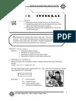 Modul 1 Integral Baru