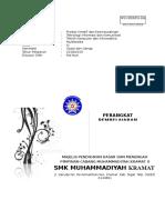 Cover Perangkat PKK 2018-2019
