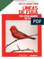 Lineas de Fuga Guattari.pdf