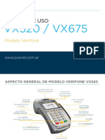 Manual Verifone Vx520 Vx680GPRS