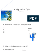 A Night Out Quiz 2E.pptx
