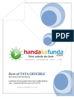 Handa Ka Funda-Best of Tata Crucible