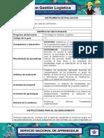 IE Evidencia 1 Articulo Trazabilidad Organizacional