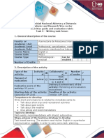 Activities guide and evaluation rubric - Task 3 - Writing task forum (3).pdf