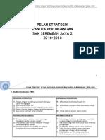 Perancangan Strategik 2016-180116
