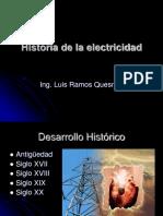 CLASE 1 Historia Del Desarrollo de La Electricidad
