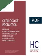 Catalogo Hc 2018