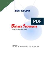 BUKU MODUL BAHASA INDONESIA UNTUK PERGURUAN TINGGI.pdf