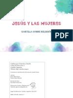 Cartilla Jesus y Las Mujeres