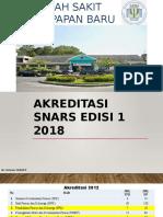 Pengantar Akreditasi SNARS Edisi 1 RSBB.pptx