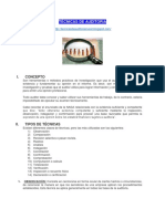 TÉCNICAS DE AUDITORIA.docx