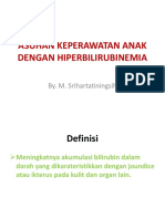 Asuhan Keperawatan Anak Dengan Hiperbilirubinemia