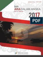 Kabupaten Sukamara Dalam Angka 2017