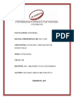 Vizcardo Arenas Definiciones Patologicas