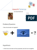 rachael mcdermott science fair