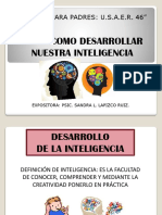 Como Desarrollar Nuestra Inteligencia