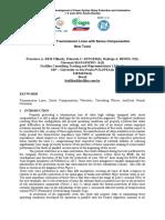 Reis Filho Francisco a., Senger Eduardo C.-protection of Transmission Lines With Series Compensation New Tools